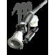 Complete Kit Drain Valve Aluminum, 800SX-R