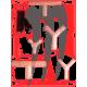 Y, 1/4 X 1/4 X 1/4 Fuel Mikuni-Keihin N°2