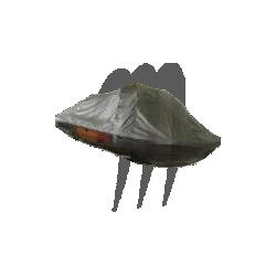 Bâche de transport noire Seadoo RXT-X 255hp (2008-2009)