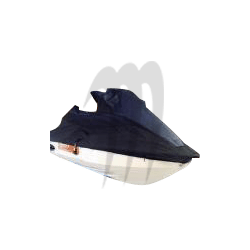 COVERCRAFT USA. Bâche de transport Noire Sea-Doo GTI-130hp/ 155hp (avec rétroviseurs)