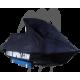 Covering transportation Covercraft Black, Kawasaki STX-12F (2003-2004)
