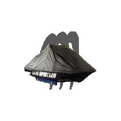 Bâche de transport Noire Kawasaki Ultra-130 / Ultra-150