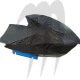 Covering transportation Covercraft Black, Yamaha FX-140 (2002-2005)