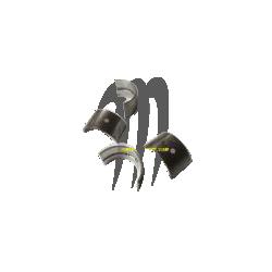 BRP . Counter Balance Shaft Bearing, Sea-Doo Kit (4 pièces)
