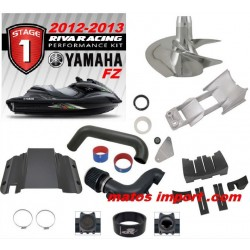 Kit Stage 1 Yamaha FZR Riva Racing