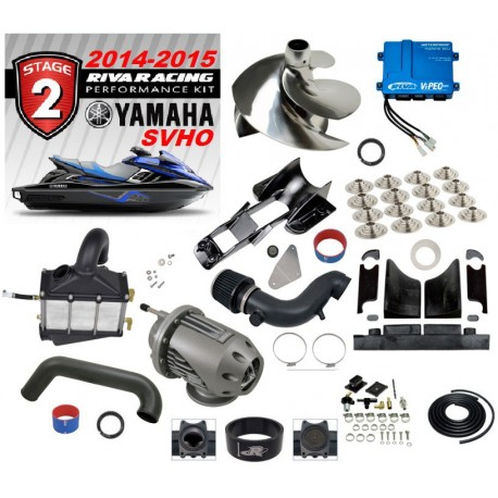 Kit Stage 2 Yamaha FX-SVHO Riva Racing