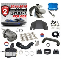 Kit Stage 2 Yamaha FZR/ FZS SVHO 2014-2015 Riva Racing