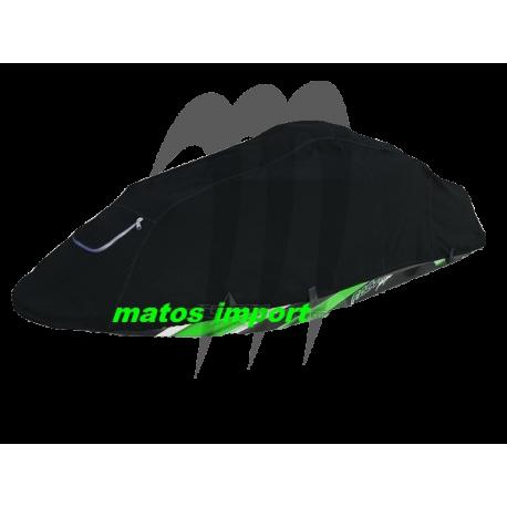 Cover transportation, black, Kawasaki 800 SX-R ( 2003-2011 )