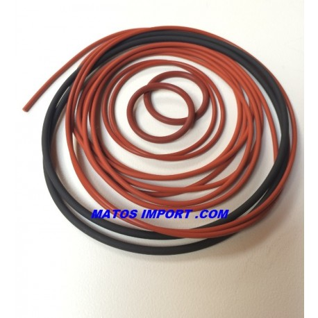 Kit o-ring, 2 cyl, 701cc/760cc