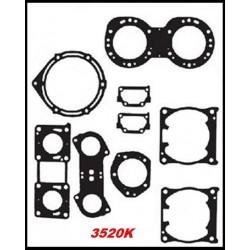 Engine gasket kit , 800cc, 66E