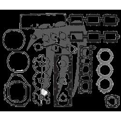 GASKET-TEC. Kit Complet Joint Moteur Yamaha 1100cc 63M