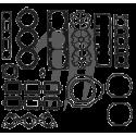 Pochette complète joint moteur 65U Yamaha 1200cc