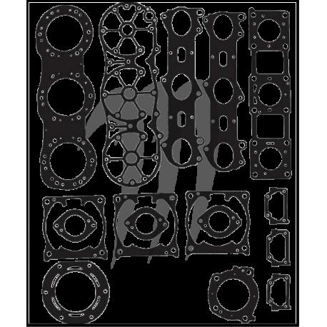 Gasket kit, 1200R, 66V