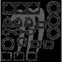 Pochette complète joint moteur Kawasaki 900cc