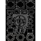 Gasket kit,  STX 1200-R / ULTRA 150