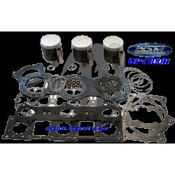 WSM-USA. Kit Pistons Platinum Yamaha 1300R 66V (Cote +1mm)