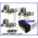 SBT-PROX. Kit Pistons Premium Yamaha 1200R 66V (Cote +0.50mm)