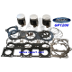 WSM-USA. Kit Pistons Platinum Yamaha 1200cc 65U (Cote +1mm)