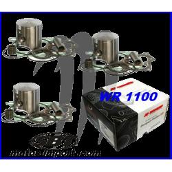 SBT-USA. Kit Pistons Prenium Yamaha 1100cc 63M (Cote +1mm)