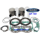 Kit pistons platinum Yamaha XL 760 / GP 760 / WAVE RAIDER / WAVE RUNNER (Standard 84mm)