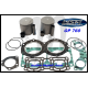 Kit pistons platinum Yamaha XL 760 / GP 760 / WAVE RAIDER / WAVE RUNNER (Cote +1mm)
