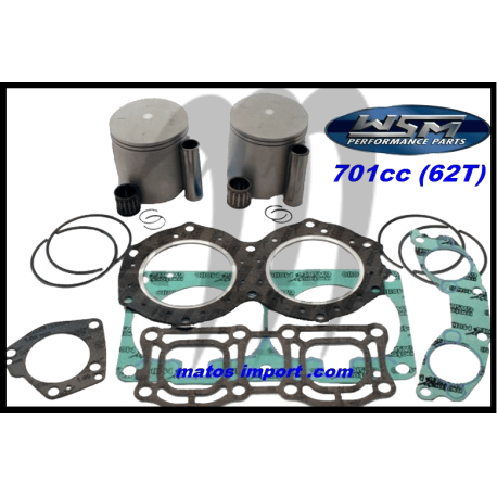 Kit pistons platinum  Yamaha XL 700 /Wave Runner /(Standard 81mm)