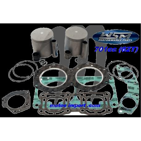 WSM. USA . Kit Plunger Platinum