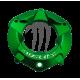 Billet Exhaust Nozzle, Super-Jet ( green