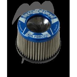 """Filtre à air Tornado 2.5"""" Bleu"""
