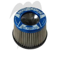 Filtre À Air Tornado 2.5 (Hauteur 6,35cm) Bleu