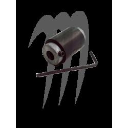 MIKUNI. Kit Coupleur pour Double Carburateur 44.46.48.50mm