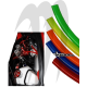 BLOWSION . Durite Primer Essence 1/8 Renforcé Transparente JAUNE 50cm