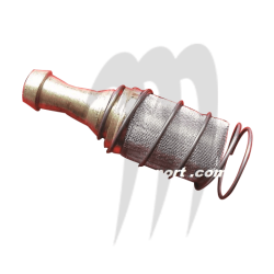 Petrol filter strainer