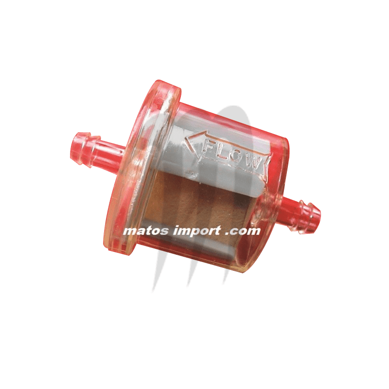 FUEL FILTER CLEAR, 80 microns