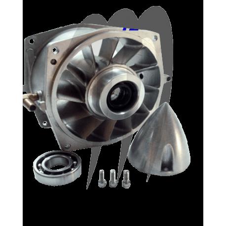 Stator Mag-Pump inox 144mm /75mm 12 vanes racing, Super Jet / Blaster