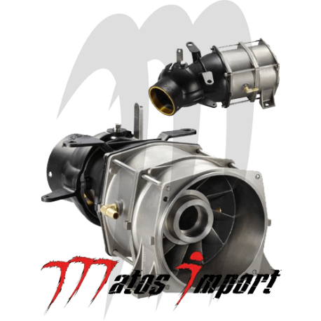Magnum-Pump inox, 144mm /75mm 12 vanes Super-Jet