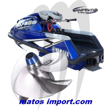 Impeller Concord Freestyle - Freeride , Wave-Blaster 701 / Super-Jet 701 , Hélice Racing