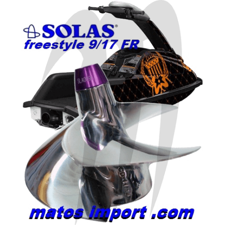 Impeller Concord Freestyle - Freeride, Super-Jet 701, for mag-pump solas 12v