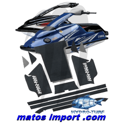 HYDRO-TURF. Tapis Freestyle/Ride Super Jet 701 (96+) pour Cale KICKER