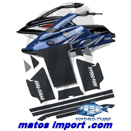 Mat Kit Complete Precut, Freestyle -Freeride, Super-Jet 701 (96+), for hold Digger