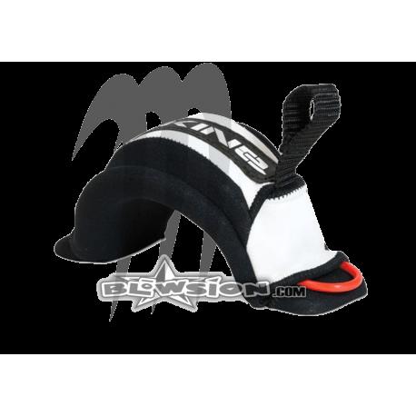 X-Large Footstraps, Super-Jet ( kit complet avec inserts)