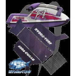 HYDRO-TURF. Kit Tapis Complet Prédécoupé FX-1 (1994-1995)