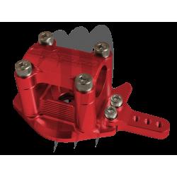 BLOWSION. OVP Steering System Yamaha / Kawasaki (rouge)