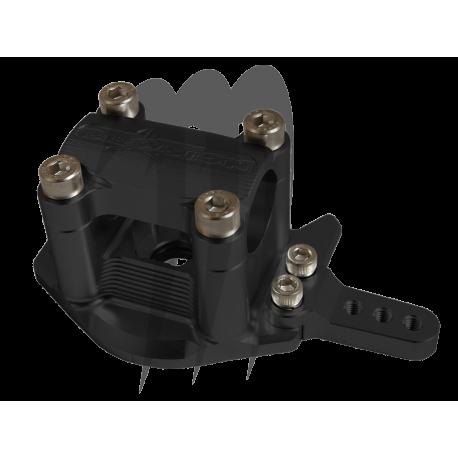 Arm Racing, SUPER-JET ,  Free-ride / free-style ( - 5cm ) ( black )