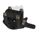 BLOWSION. OVP Steering System Yamaha / Kawasaki (noir) black )
