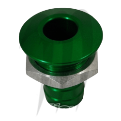 Sortie Pompe de Cale Vert Anodized