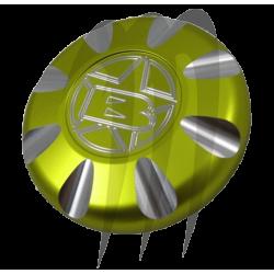 Bouchon essence Yamaha (jaune)
