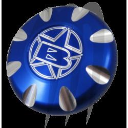 Gas cap Yamaha (blue)