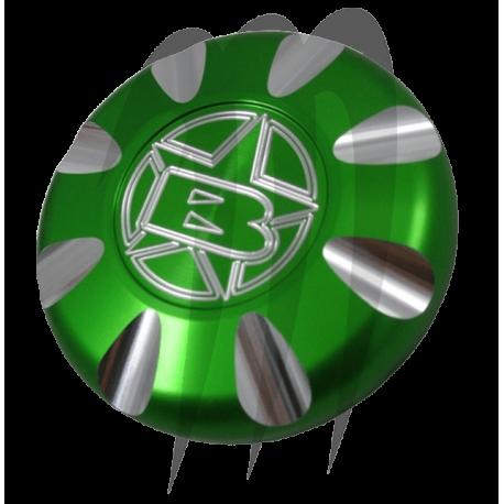 Gas cap Yamaha   (green).