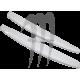 Tubbie MIII Sponsons, Super-Jet ( 1990-2011 ), paint white